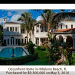 Hillsboro Mile Oceanfront Home