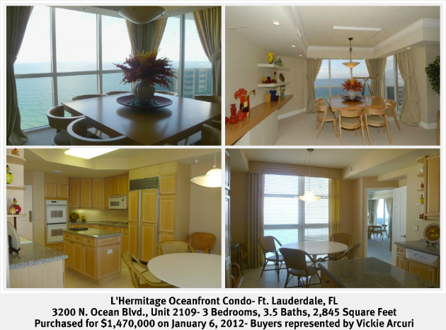 I Just Sold L Hermitage Condo Tower 2 Unit 2109