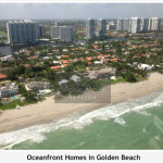 Golden Beach Oceanfront Homes