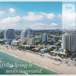 Sold for $1,612,500:  Paramount Ft. Lauderdale Beach Residences, Unit 605