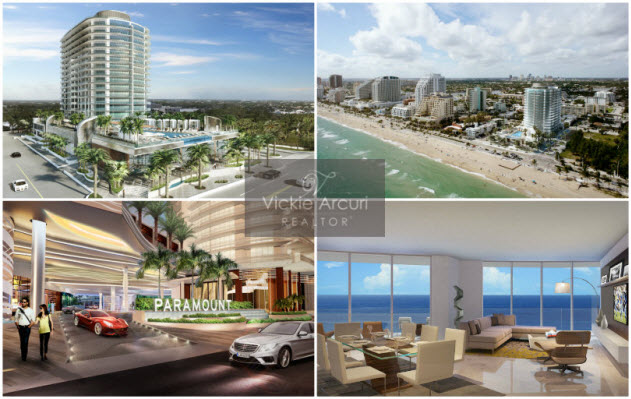 Paramount Residences Ft. Lauderdale Beach