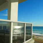 1200 The Ocean Condo Balcony