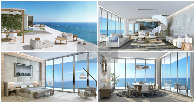 Auberge Beach Residences and Spa North Tower Penthouse