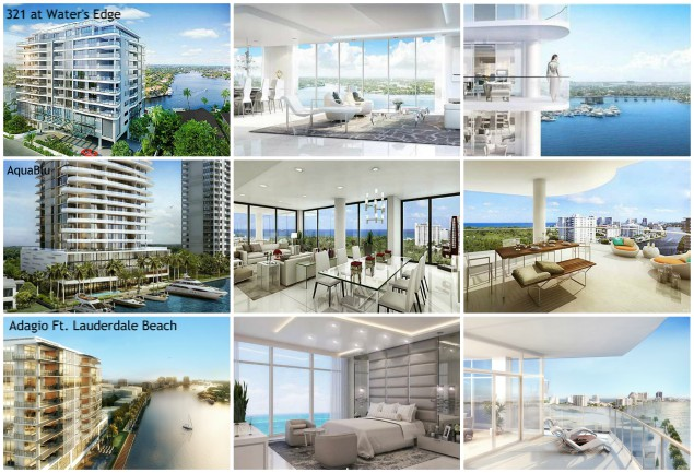 New Intracoastal Condos Ft. Lauderdale