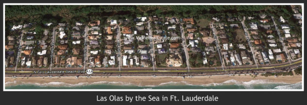 Las Olas by the Sea Homes in Ft. Lauderdale