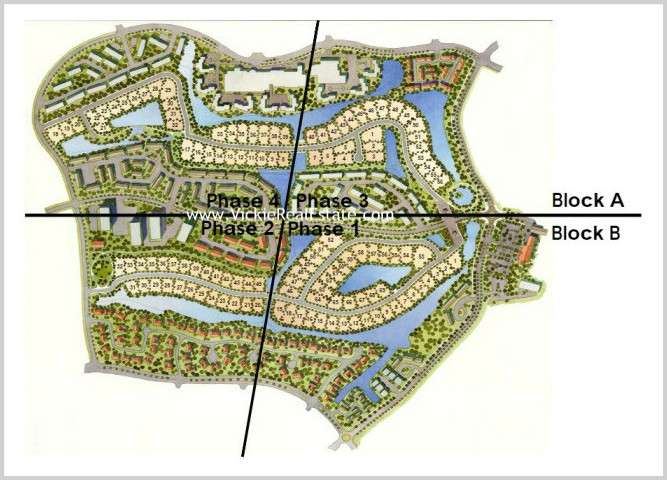 Botaniko Weston Site Plan