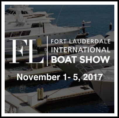 2017  Ft. Lauderdale International Boat Show