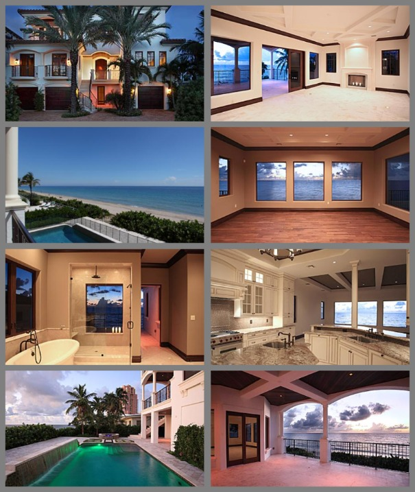 Lauderdale Beach Oceanfront Home